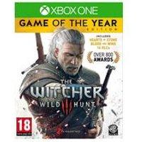 Xbox One: The Witcher 3 GOTY Edition