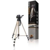 CamLink Photo Video Tripod - 156cm Pan & Tilt