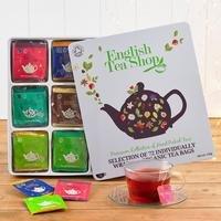 English Organic Tea Shop Tin