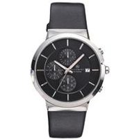 gents accurist chronograph watch