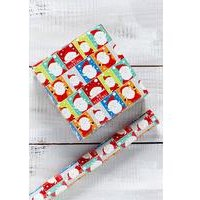 Brights Santa Kids Wrap