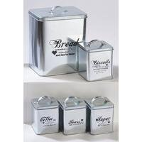 5-Piece Silver Storage Set