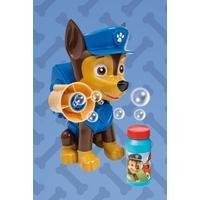Paw Patrol Chase Bubble Machine