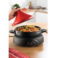 Black Multi-Function Tagine