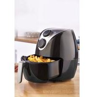2.6L Black Mechanical Air Fryer