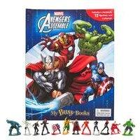 My Busy Books - Marvel Avengers