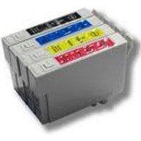 Compatible T0715 Ink Cartridges For Epson Printers