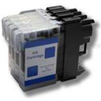 Compatible LC1100 / LC985 / LC980 Ink Cartridges For Brother Printers
