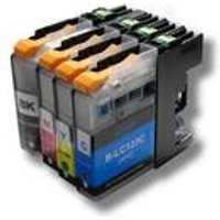 Compatible LC123 Ink Cartridges For Brother Printers
