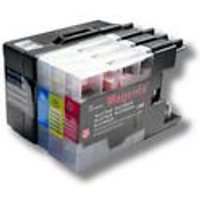 Compatible LC1280 Ink Cartridges For Brother Printers