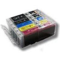 Compatible PGI-550 CLI-551 Ink Cartridges For Canon Printers