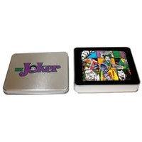 The Joker Popart Wallet in a Tin