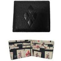 Harley Quinn Embossed Comic Wallet