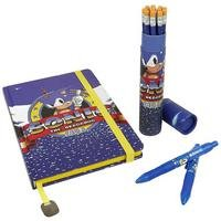 Sonic Stationery Set