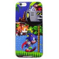 Sonic Game Over Rubberised Effect iPhone 6 Case