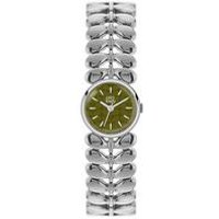 Orla Kiely Laurel Watch With Case and Bracelet