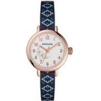 womens aztec pattern watch