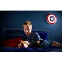 Philips Marvel 3D Wall Light - Captain America Shield