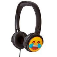 Groov-e EarMOJI Laughing Face Headphones
