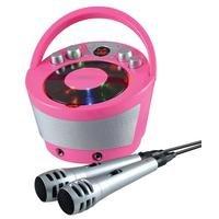Groove-e Portable Karaoke Machine