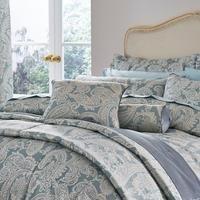 Opulent Jacquard Bolster Cushion