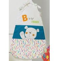 Obaby B Is For Bear Sleeping Bags - Happy Safari