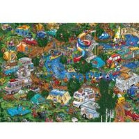 Getting Away From It All 1000-Piece Jigsaw