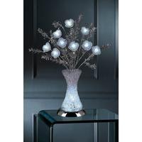LED Vase and Bouquet