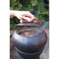 Gardeco Cast Iron Cooking Pot