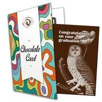 Congratulations On Your Graduation Chocolate Card