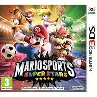 3DS: Mario Sports Superstars and Amiibo Card