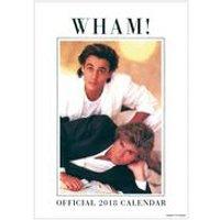 Wham! Calendar 2018