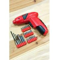Am-Tech 4.8V Cordless Screwdriver Kit
