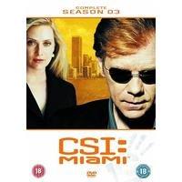 CSI Miami Complete Season 3