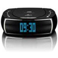 Lava CD Alarm Clock with DAB and FM Radio
