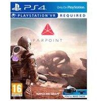 PS VR: Farpoint