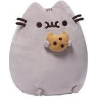 Pusheen Plush With Cookie
