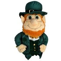 Longridge Golf Head Cover-leprechaun