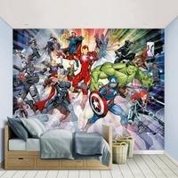 Avengers Assemble Wallpaper Mural