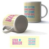 Star Baker Boxed Mug