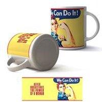 We Can Do It Boxed Mug