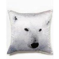 Snuggle and Cuddle Polar Bears Cushion Cover