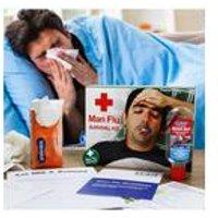 Man Flu Survival Kit