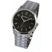gents ben sherman silver watch