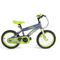 "Silverfox Toxin 16"" Boys Bike at Ace Catalogue"