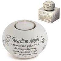 Said with Sentiment Tea Light - Guardian Angel