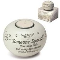 Said with Sentiment Tea Light - Someone Special