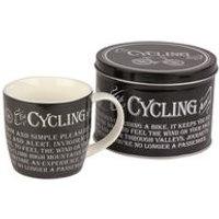 Mugs in Tins Gift Set - Cycling