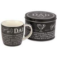 Mugs in Tins Gift Set - Dad