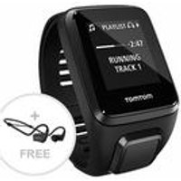 tomtom spark 3 music gps fitness watch